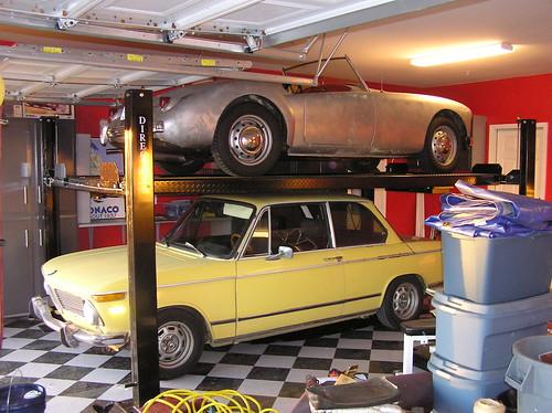 '72 BMW 2002