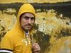 Ouro Prêto (Jacobo Zanella) Tags: brasil brazil 2007 jacobozanella ouropreto minas staring yellow holding wall humid amarillo muro humedad retrato portrait jz76