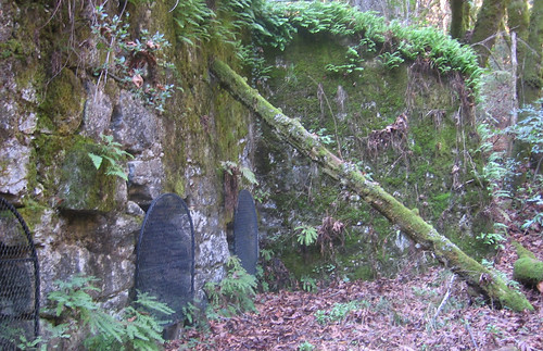 The old lime kilns
