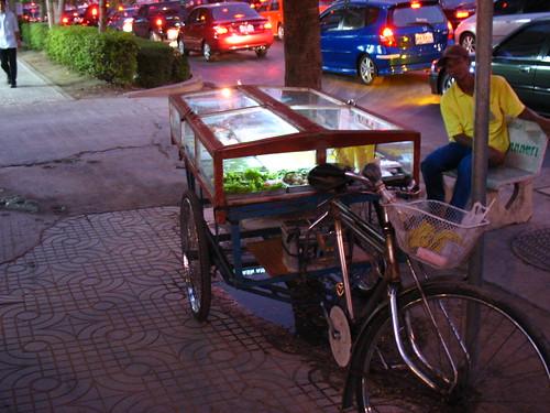 Desserts on Bike