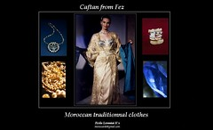 Caftan from Fez - Morocco