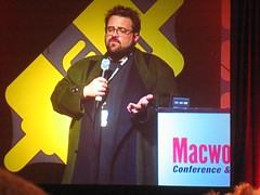 Kevin Smith @ Macworld