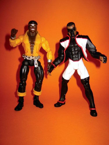 Luke Cage and Mr. Terrific