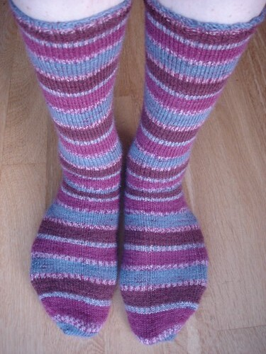 Edinburgh Bohemian socks