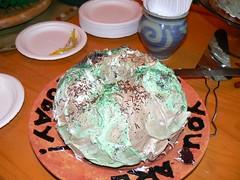 Camo Cake!