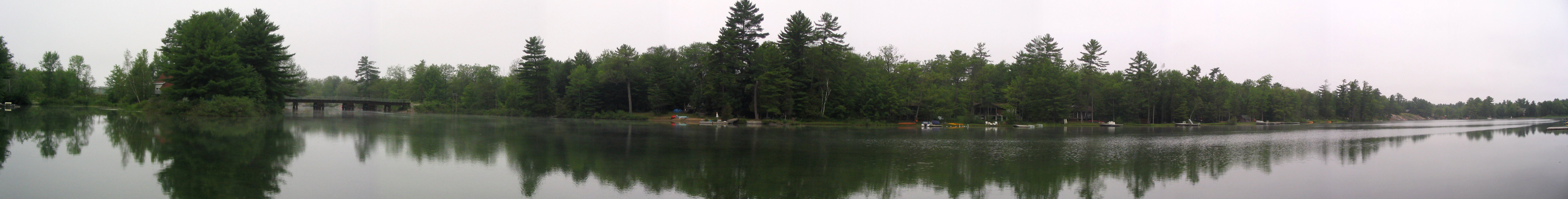 from the dock stiched