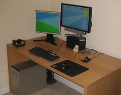 New PC Setup