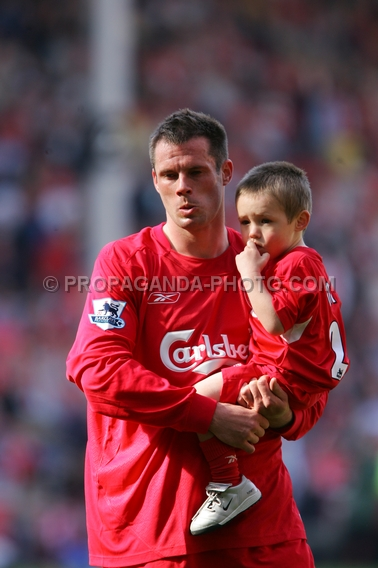 Football - F.A. Barcalys Premiership - Liverpool v Aston Villa