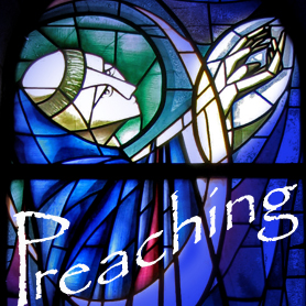 PREACHING logo
