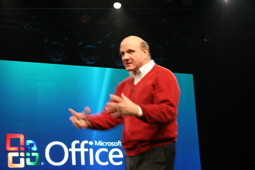 Ballmer y windows Vista