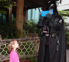 Kady and Darth