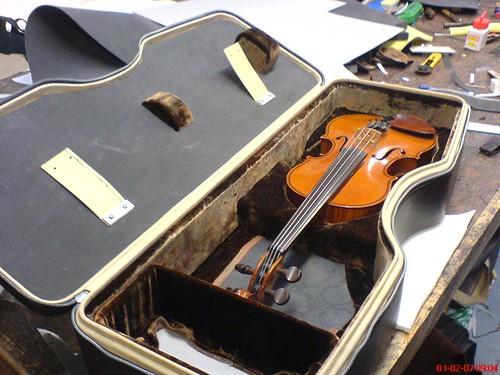 Violin interior WIP 2