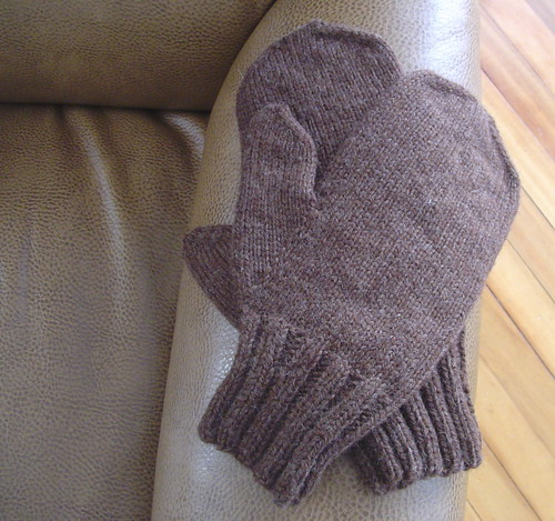 Alex's mittens