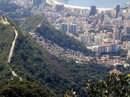Favela Dona Marta, Rio de Janeiro