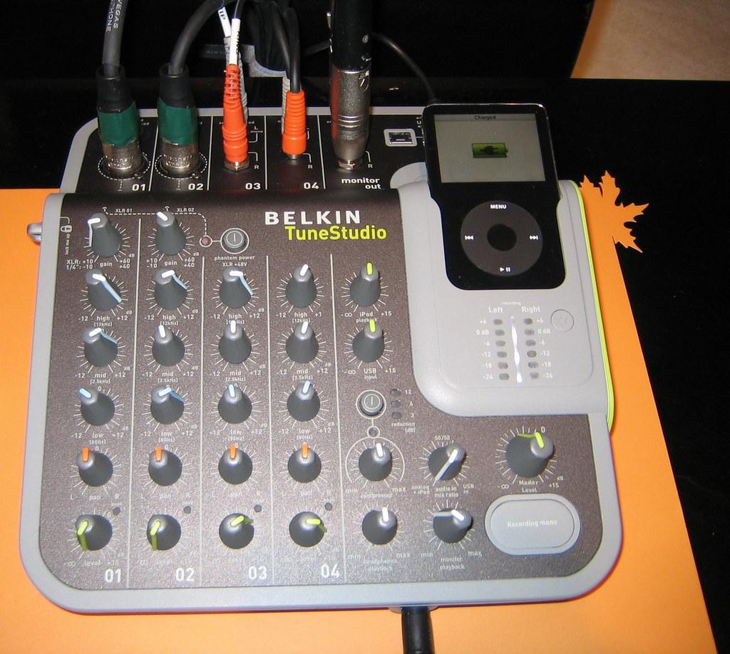 Belkin TuneStudio