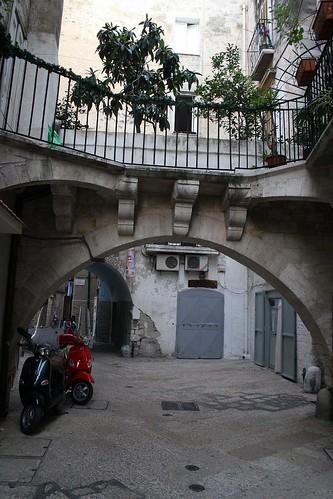 Arco a Bari Vecchia