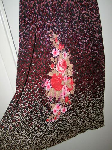 N:s klänning.
