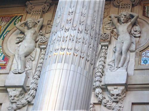 Balade - Thème : les zizis de Paris