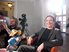 Vivi meets Fredrik Sahlin 2007-01-22