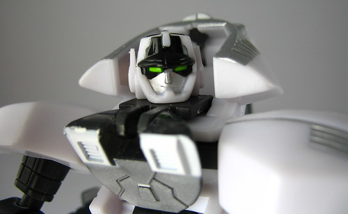 Takara Gasket (Police Type Exclusive) Face