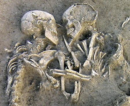5000年永远的拥抱