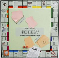 heresy monopoly