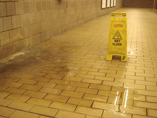 Wet Floor?