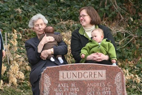Lundgren grave