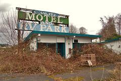 Cowlitz Motel and RV Park