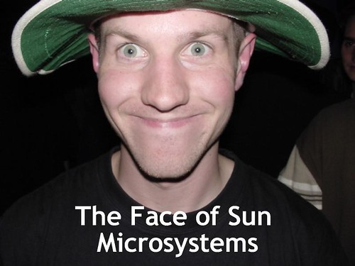 The Face of Sun Microsystems