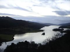 queen's view (neltek) Tags: uk trees winter lake holiday nature water ilovenature scotland naturescenes naturesfinest