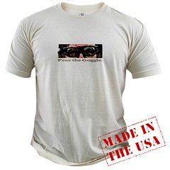 Fear the Goggle T-shirt