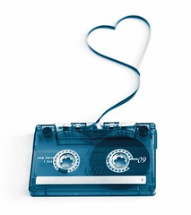 Love is a mix tape 001 (Ani-Bee) Tags: love heart tape cassette cassettetape mixedtape