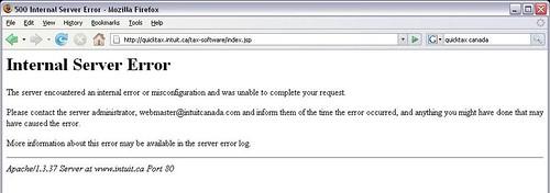[intuit-web-crash]