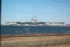 ex-USS Forrestal (CV-59)