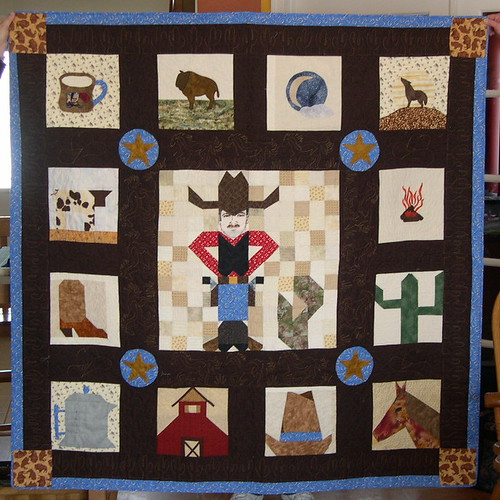 Wild Wacky Westerners Quilt