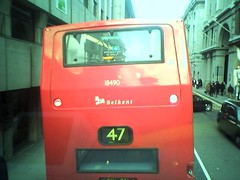Number 47 Bus