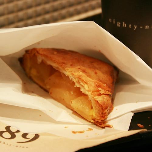 89 apple pie, Ropongi HIlls, Tokyo