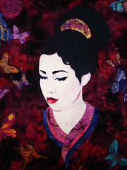 Madame Butterfly detail