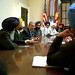 Sikhs in the White House, photo by Tina Hager.