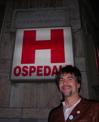 My Italian Namesake