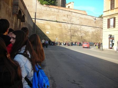 Vatican Museums line 2