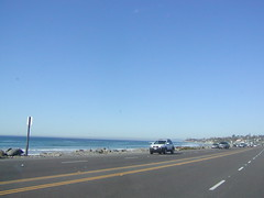 My Home (SanDiegoMama) Tags: ocean road beach home water view pacific shy