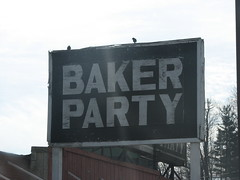 Baker Party!