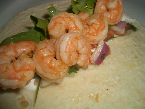 #63 - Shrimp Tacos