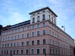 Tove Jansson asui tässä talossa (Anna Amnell) Tags: tovejansson