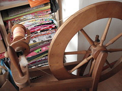 wheel with stash