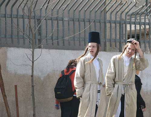 Purim in Meah Sheasrim