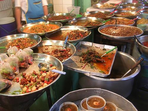 La comida Tailandesa