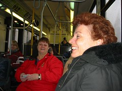 Friends On The Bus